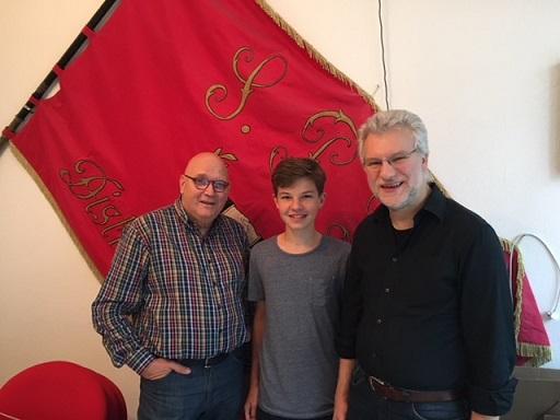 Wolfgang Rose, Frederik Campos, Sönke Klages